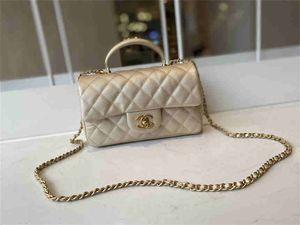Chanel 5A + CF Fashion Cross bag women's handbag wallet top leather and sheepskin leather chain Shoulder Messenger series handbag handbag