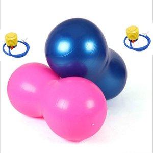 Anti-Buck Pilates Yoga Ball Pelota de Home Упражнение Спортивное залучение Фитнес Фитнес Фитнес