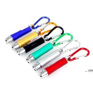 As várias mini lanterna Keychain Tocha elétrica Liga de alumínio LED Qualidade prometida FWD5657