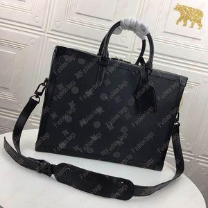 Fashion bags LUXURY men Briefcases BRAND mens laptop bag Size 29x38x8 cm model M44952