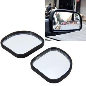 wtyd for mirrors 3R-065 2 PCS Car Truck Blind Spot Rear View Wide Angle Mirror Blind Spot Mirror Blind Spot and Deco Mirror Size 555cm