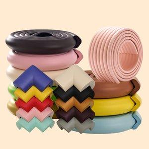 4M+8pcs Baby Safety Proofing Edge Corner Guards Desk Table Corner Protector Children Protection Furniture Bumper Corner Cushion 2077 Q2
