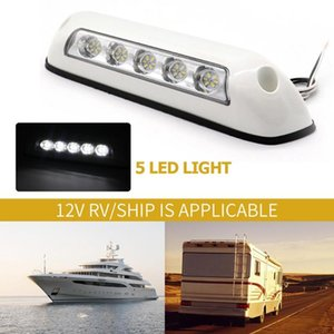 Awning Light Waterproof Marine Caravan Camper Exterior Porch Camping Lamp Suitable For Use Of 12v Models Such As Yacht ATV Parts