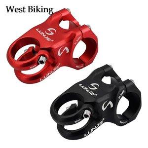 Bike Handlebars &Components Ultralight Mountain Stem, 45mm, 31.8mm, Plus Or Minus 10 °, Short Handlebar Hollow Support Tube For Climbing