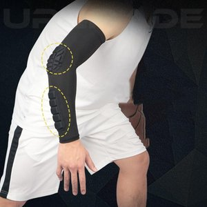 Elbow & Knee Pads 1PC Sports Protective Sleeve Joint Guard Cover Elastic Anti-collision Arm Protector Outdoor Equipme