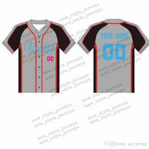 104MAN Custom Baseball Jerseys Breathable 2019 Men youth Quick Dry Blue white Stitched M-XXXL Green Baseball Jerseys