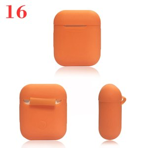 Soft Silicone Case Earphones for case Bluetooth Wireless Earphone Protective Cover Box pk i60 i200 i100 tws 09