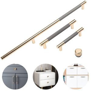 Handles & Pulls Modern Furniture Hardware Kitchen Cupboard Drawer Door Handle Wardrobe Knob