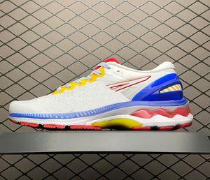Gel Kayano 27 US 6-12 Gundam Atmos X Sean Wotherspoon Asicy Designer Sneakers Scarpe da uomo Scarpe da uomo Chaussures Sport Mocassini da corsa A2