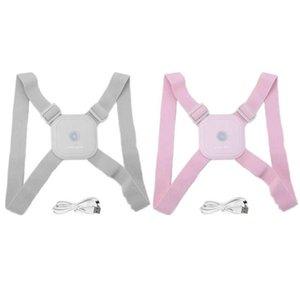 Carriers, Slings & Backpacks Adjustable Intelligent Back Brace Breathable Smart Posture Corrector With Voice Vibration Reminder For Men Wome