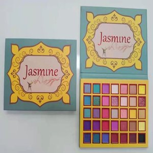 35colors Jasmine eye shadow palette sweet oasis Shimmer Matte high quality