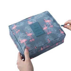 hbp Outdoor Multifunction travel Cosmetic Bag Women Toiletries Organizer Waterproof makeup bags Female Storage Make up Cases