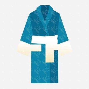 Luxury Baroque Bathrobe Newest Color Bath Night Robe 100% Cotton Couple Women Men Bathrobes Home Unisex Sleep Robes