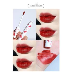 Top Vendeur Herorange Bear Lip Gloss Gloss Velvet Matte, Silky, Durée de la gobelet antiadhésif de longue durée des lèvres