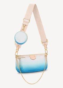 Sacs à main sacs à main Sacs à main femmes luxuries designers Sacs 2021 Haute Qualité Deauville Tote Zhouzhoubao123 Bandbody Sac Multi Pochette Acceesso
