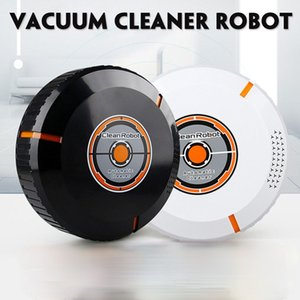 Automatic Strong Suction Sweeping Smart Floor Cleaning Robot Wet Dry Mop Robot Vacuum Cleaner Automatic Sweeping Dust