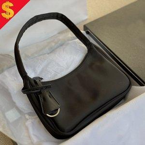 Nylon Shoulder Bag For Women Re-edition 2000 Luxurys Designers Bags Tote Woman Fashion Crossbody Luxury Handbags Mens Messenger Hobo 2021