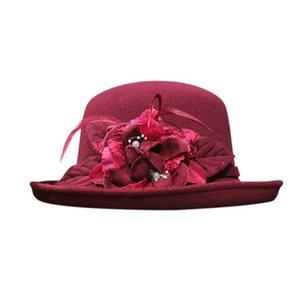 LADYLIKE Stil Şapka Zarif Kadın Moda Bere Fransız Ressam Kap Düz Renk Vintage Sıcak Parti Süperse Hediye Geniş Ağız Şapkalar