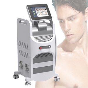 Alexandrite Laser indolore Professional 808nm diodo Laser Depilazione della macchina di depilazione Laserwy per le donne Uomini Confortevole Fornitura di fabbrica