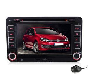 4GB + 128GB PX6 Android 10 Coche Reproductor de DVD para Volkswagen VW POLO PASSAT CC TIGUAN TOURAN BORA SEAT TOUAREG GOLF SKODA OCTAVIA II / III Fabia Superb DSP Radio GPS navegación