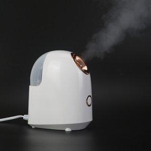 Hot Facial Steamer Machine Humidificador Spa Vaporizador Nano Mister Spray Vapor Humidifier Hydrating Face Skin SteamerRabin
