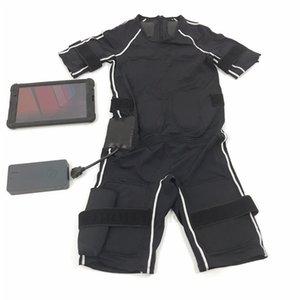 Top Sale Wireless Electrics Muscle Стимулятор EMS Обудельский сухой костюм Shark Suite для домашнего использования Личная фитнес