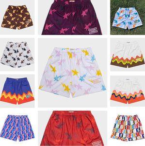 2021 Eric E Basic Short Men's Women's fitness shorts mesh breathable beach pants sports series basketball pants York yr