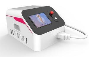 Micro канал 808nm диодный лазерный станок Professional 808 постоянное удаление волос омоложение кожи удалить линию бикини ног