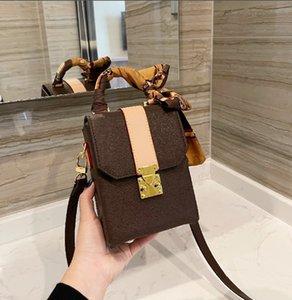 المرأة واحدة الكتف فليب حقيبة أزياء مصمم سيدة حقيبة يد جودة عالية رسول حقائب 4 ألوان WF2103252