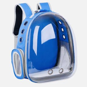 Dog Supplies Home & Gardenbreathable Pet Cat Carrier Transparent Space Pets Backpack Capsule Bag For Cats Puppy Astronaut Travel Carry Handb