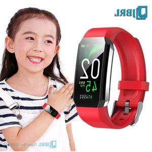 Children Watch Sports Waterproof Kids es Electronics Clock For Girls Boys Child Student Smart Temperature Wrist Hours 21ss