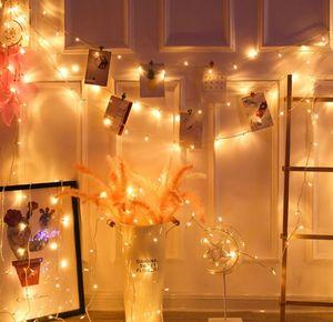 شرائط 50 متر 400led سلسلة led جارلاند شجرة عيد الجنية ضوء سلسلة للماء حديقة المنزل حفل زفاف في الهواء الطلق عطلة الديكور