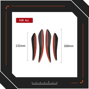 Carbon Fiber For BMW 3 series 5 series E60 E90 F30 F10 E70 Wind Blade Front Bumper Fender Spoiler Car Accessories