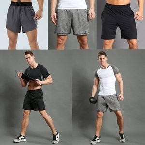 lulu men pant short pants casual gym swim shorts beach lu knee length pockets bottom sweatpants oversize loose quick dry elastic waist drawstring