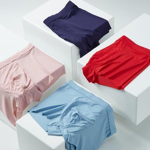 Underpants Men Underwear Boxer Modal Breathable Comfortable Male Panties Cueca Tanga Boxers Shorts Calzoncillo 3pcs