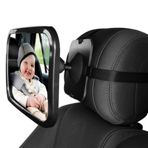 Adjustable Baby Car Mirror Back Seat Safety View Rear Ward Facing Interior Kids Monitor Reverse Seats Other Accessories