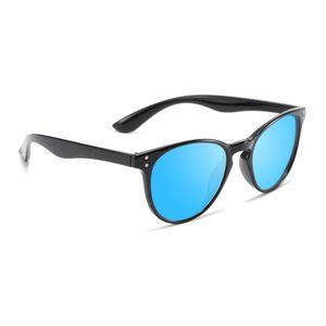Telaio rotondo retrò Anti-Ultraviolet Sunglasses Anti-Ultraviolet Glasss Computer Glasss PC Light Light Fashion LFAI
