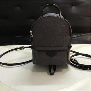 Palm Springs Mini Sırt Çantası Kadın Çanta Luxurys Omuz Çantaları Tasarımcılar Messenger Çanta Deri Çanta