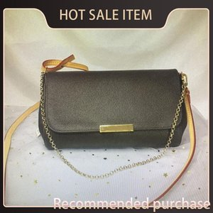 십자가 Azur MM 클래식 바디 패션 여성 크로스 바디 N41275 가죽 가방 가방 체인 가방 좋아하는 ebene 캔버스 M40718 Damier 어깨 핸드브 kjpa