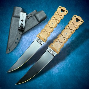Winkler Williams M2 сталь сталь тактический прямой нож с кидекс обороны открытый кемпинг охота на самообороны EDC практичная высокая твердость острых фиксированных клинок