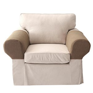 Chair Covers 1 Pair Removable Arm Protector Sofa Couch Armchair Armrest Stretch
