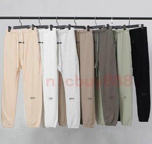 2021 Autumn Winter USA 3M Reflective pants Trousers Casual High Street letters print drawstring Sweatpants hiphop Men Womens Designer Jogger