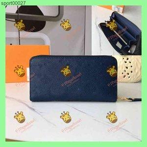 Wallet zipper long ladies men printing wallets handbag 919 2021 casual fashion style simple atmosphere multicolor