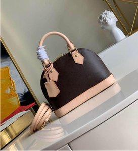 Shoulder Bags 2021 Luxurys Designers Mini Shell handbags CrossBody Bag Fashion Women Leather High Quality Handbag