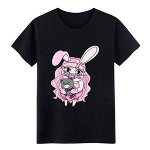 Милый маленький Brat Teddy Ageplay ABDL DDLG Gift Te Dest Tee Plus Размер 3XL Новизна подарок комической пружинной трендовой рубашки [RTGUUB3 @ 163.