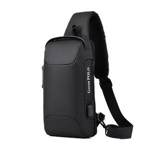 Duffel Bags Laptop Backpack Anti-theft Waterproof School Backpacks USB Charging Men Business Travel Bag Design