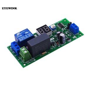 Интегрированные схемы 220V вход от 0 секунд до 99 минут задержки светодиодный модуль релейного модуля обратного отсчета цифровой трубки
