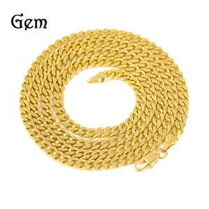 Necklaces Men's Hip Hop Cuban Link Chain