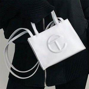 Wholesale High Leather Designer Bag Women Luxury Wallets Handbag Fashion Quality Purse Top Telfar Mini green Bags Handbags Tote#588