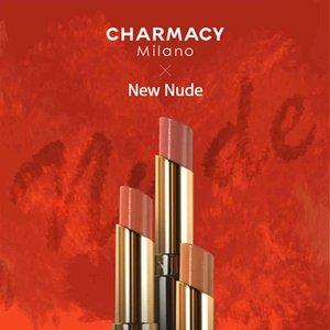 CHARMACY Nude Color stick Velvet Matte Shimmer sticks Moist Glossy Sticks Waterproof Lip Tint Women Fashion Makeup